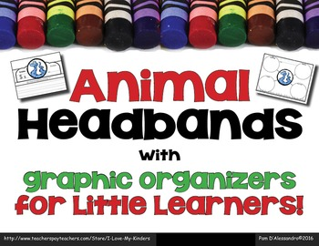 Animal Headbands - Animal Research Project