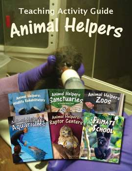 Animal Helpers Cross-Curricular Activities