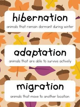 Animal Hibernation, Migration, & Adaptations Research & Sorting Center