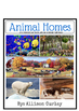 Animal Home- an interactive book about animal habitats (Rhyming)