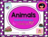 Animal Homes (Distance Learning)