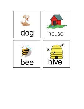 Animal House Matching