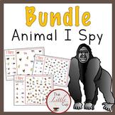 Animal I Spy Bundle