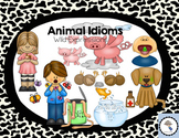 Animal Idioms Boom Cards
