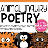 Animal Poems Lesson
