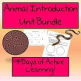 Animal Introduction Unit Bundle