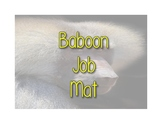 Animal Job Mat
