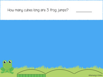 Animal Jumps Measurement (Great for Google Classroom!)