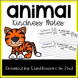 Animal Kindness Notes