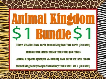 Animal Kingdom Bundle