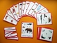 Animal Groups Montessori 3-part cards (red border)
