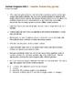 Animal Kingdom Homework Assignment 2