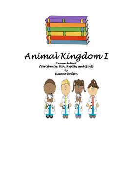 Animal Kingdom I Research Unit (Vertebrates)
