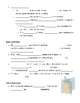 Animal Kingdom Overview Notes Outline Lesson Plan