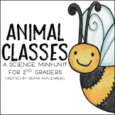 Animal Classes {A 2nd Grade Science Mini-Unit}