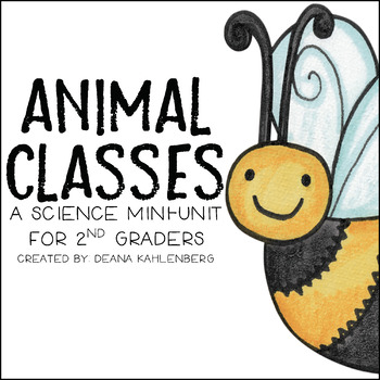 animal classes a 2nd grade science mini unit by primary punch tpt