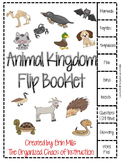 Animal Kingdoms/Animal Families Flipbook