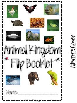 Animal Kingdoms/Animal Families Flipbook