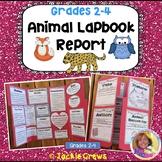 Animal Lapbook Report