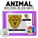Animal Lego Mats