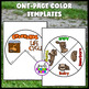 Animal Life Cycle Activities (Groundhog Life Cycle Craft)