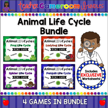 Animal Life Cycle Bundle