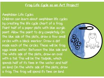 Animal Life Cycles Flipchart