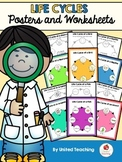 Animal Life Cycles Posters & Worksheets