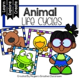 Animal Life Cycles Science Unit Kinder {Insects, Bugs, Small Crawling Flying}