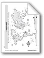 Animal Life Maps: A World Map