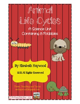Animal Lifecycles Lapbook