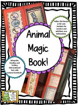 Animal Magic Book
