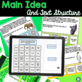 Animal Main Idea Bundle