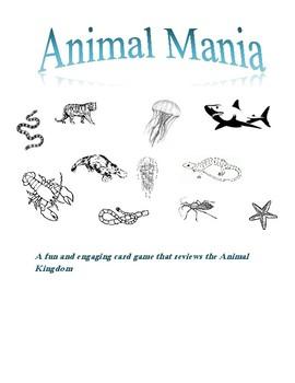 Animal Mania: An Animal Kingdom Review Game