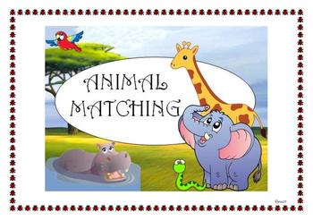 Animal Matching