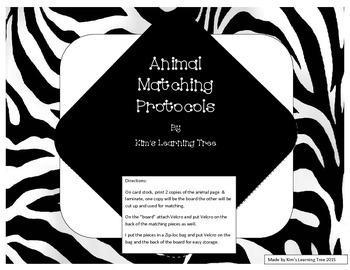Animal Matching Protocol