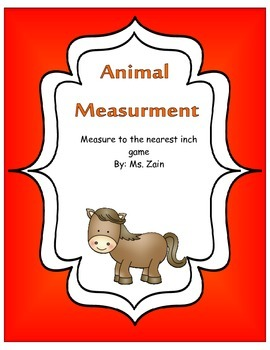 Animal Measurement