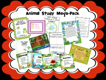 Animal Mega Pack