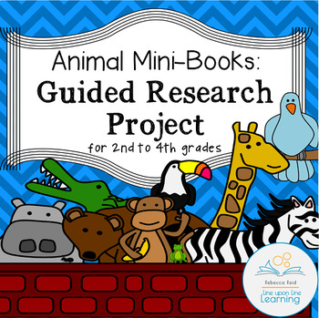 Guided Research Project Animal Mini-Book