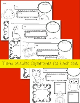 Animal Mini Unit Mega Pack! ~ Includes Graphic Organizers & Much More!