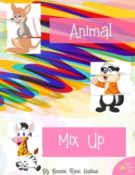 Animal Mix-Up Game