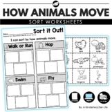 How Animals Move Sort