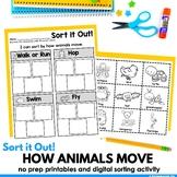 How Animals Move Sort