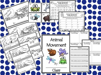 Animal Movement: A Science Unit