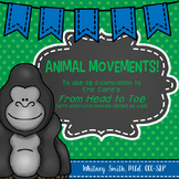 Animal Movements!