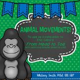 Animal Movements!