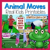 Animal Moves - Kids