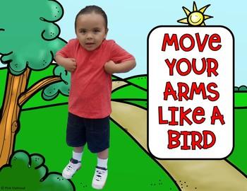 Animal Moves - Kids