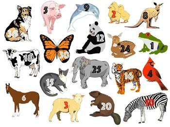 Animal Multiplication