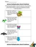 Animal Multiplication Stories